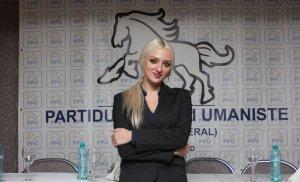 Ingrid Iordache, una dintre marile speranțe ale Tineretului Social-Democrat, se alătură Partidului Puterii Umaniste (social-liberal)